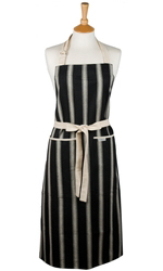 Mercara Stripe Large Full Apron